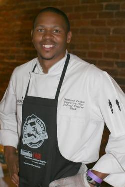 Chef Desmond Fannin1